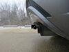 C13114 - 600 lbs TW Curt Custom Fit Hitch on 2012 BMW X6
