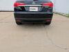 C13130 - 4000 lbs GTW Curt Trailer Hitch on 2013 Acura RDX