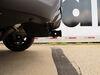 "Curt Trailer Hitch Receiver - Custom Fit - Class III - 2"" Visible Cross Tube C13135 on 2014 Subaru XV Crosstrek"
