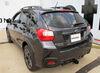 C13135 - 2 Inch Hitch Curt Trailer Hitch on 2014 Subaru XV Crosstrek
