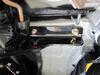 C13135 - Visible Cross Tube Curt Trailer Hitch on 2014 Subaru XV Crosstrek
