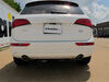 C13136 - 5000 lbs GTW Curt Trailer Hitch on 2014 Audi Q5