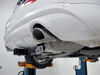 "Curt Trailer Hitch Receiver - Custom Fit - Class III - 2"" Visible Cross Tube C13136 on 2014 Audi Q5"