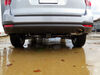 C13144 - Visible Cross Tube Curt Trailer Hitch on 2015 Subaru Forester