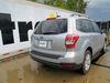 Curt 2 Inch Hitch Trailer Hitch - C13144 on 2015 Subaru Forester