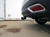 Trailer Hitch C13146 - Concealed Cross Tube - Curt on 2014 Acura MDX