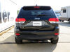 C13182 - Visible Cross Tube Curt Trailer Hitch on 2014 Jeep Grand Cherokee