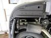 Trailer Hitch C13200 - 900 lbs WD TW - Curt on 2015 Toyota Highlander
