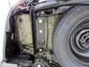 C13200 - 6000 lbs GTW Curt Trailer Hitch on 2015 Toyota Highlander