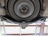 "Curt Trailer Hitch Receiver - Custom Fit - Class III - 2"" 400 lbs TW C13201 on 2013 Dodge Journey"