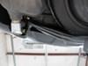 C13201 - 2 Inch Hitch Curt Trailer Hitch on 2013 Dodge Journey