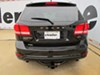 Curt Visible Cross Tube Trailer Hitch - C13201 on 2013 Dodge Journey