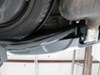 C13201 - Visible Cross Tube Curt Custom Fit Hitch on 2013 Dodge Journey