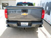 "Curt Trailer Hitch Receiver - Custom Fit - Class III - 2"" 8000 lbs WD GTW C13203 on 2016 Chevrolet Colorado"