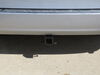 Trailer Hitch C13343 - Concealed Cross Tube - Curt on 2014 Toyota Sienna