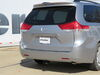Curt Concealed Cross Tube Trailer Hitch - C13343 on 2014 Toyota Sienna