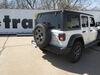 """Curt Trailer Hitch Receiver - Custom Fit - Class III - 2"""" 400 lbs WD TW C13392 on 2018 Jeep JL Wrangler Unlimited"""