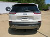 "Curt Trailer Hitch Receiver - Custom Fit - Class III - 2"" 750 lbs WD TW C13395 on 2019 Jeep Cherokee"