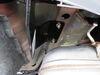 Curt 3500 lbs GTW Trailer Hitch - C13397 on 2017 Honda CR-V
