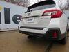 Curt 4000 lbs GTW Trailer Hitch - C13410 on 2019 Subaru Outback Wagon