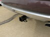 "Curt Trailer Hitch Receiver - Custom Fit - Class III - 2"" 750 lbs TW C13427 on 2020 Hyundai Palisade"