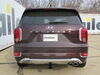 C13427 - Concealed Cross Tube Curt Trailer Hitch on 2020 Hyundai Palisade