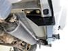 Trailer Hitch C13524 - 4000 lbs GTW - Curt on 2001 Toyota RAV4