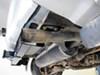 "Curt Trailer Hitch Receiver - Custom Fit - Class III - 2"" 400 lbs TW C13524 on 2001 Toyota RAV4"