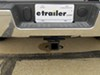 """Curt Trailer Hitch Receiver - Custom Fit - Class IV - 2"""" Visible Cross Tube C14006 on 2015 Chevrolet Silverado 1500"""