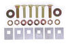 "Curt Trailer Hitch Receiver - Custom Fit - Class V XD - 2"" 2400 lbs WD TW C15319"