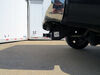 """Curt Trailer Hitch Receiver - Custom Fit - Class V XD - 2"""" Visible Cross Tube C15409 on 2004 Dodge Ram Pickup"""