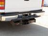 "Curt Trailer Hitch Receiver - Custom Fit - Class V Commercial Duty - 2-1/2"" 18000 lbs WD GTW C15703 on 2002 Chevrolet Silverado"