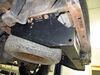 Trailer Hitch C15703 - 2700 lbs WD TW - Curt on 2002 Chevrolet Silverado