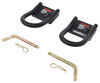 curt accessories and parts safety chain loops