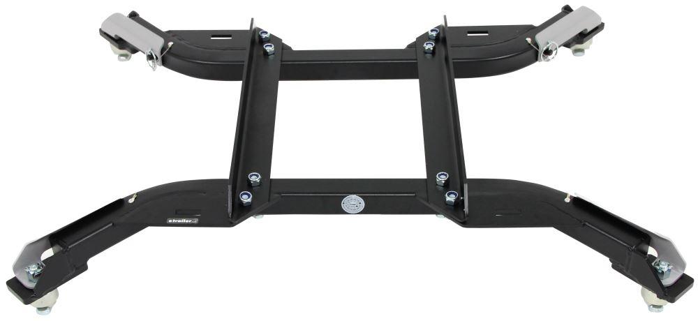 C16022 - Rail Adapter Curt Fifth Wheel Installation Kit