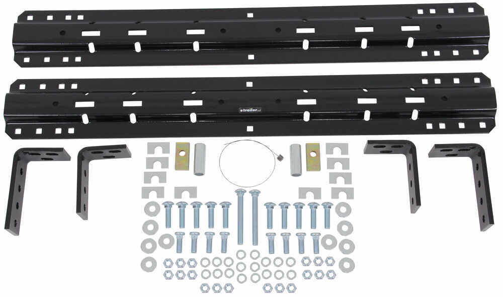 C16100 - Above the Bed Curt Fifth Wheel Installation Kit