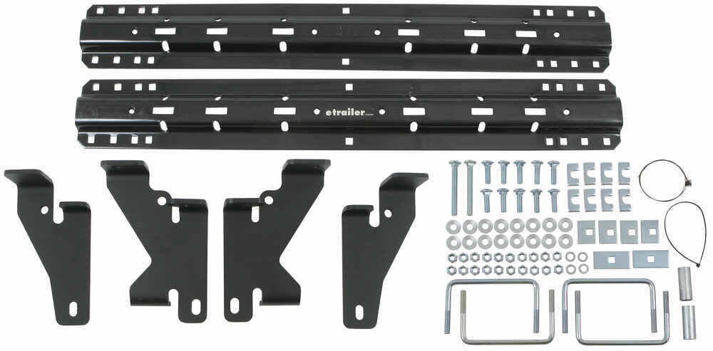 Fifth Wheel Installation Kit C16420-104 - Above the Bed - Curt