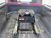 Curt Custom Fifth Wheel Installation Kit for Dodge Ram - Gloss Finish Above the Bed C16420-104 on 2011 Ram 2500