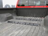 Curt Custom 5th Wheel Installation Kit for Ford - Carbide Finish Above the Bed C16424-204 on 2016 Ford F-250 Super Duty