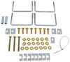 C16426-104 - Above the Bed Curt Fifth Wheel Installation Kit