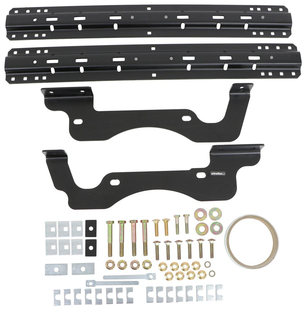 Fifth Wheel Installation Kit C16428-204 - Above the Bed - Curt