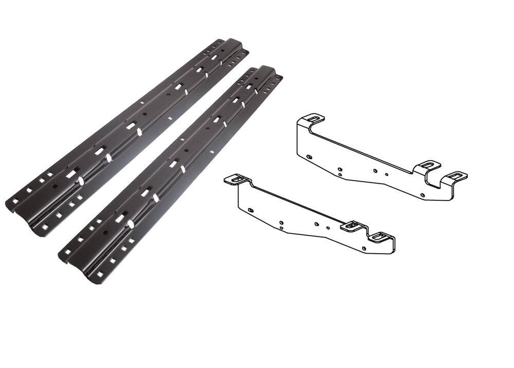 Fifth Wheel Installation Kit C16443-204 - Above the Bed - Curt