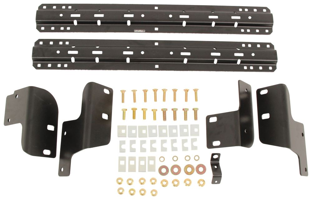 C16468-204 - Above the Bed Curt Fifth Wheel Installation Kit