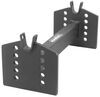 R5 Roller Adapter for Curt E5 and Curt E16 Fifth Wheel Trailer Hitches Head Support C16505