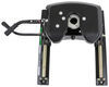 curt fifth wheel hitch cushioned double pivot 17-1/2 - 21-1/2 inch tall c16521
