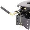 Replacement Head Unit for Curt Q24 5th Wheel Trailer Hitch - 24,000 lbs Head C16545