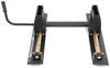 """Curt R24 Round Tube Slider for Q24 5th Wheel Trailer Hitches - 12"""" Travel 12 Inch Fore/Aft Travel C16570"""