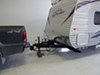 Weight Distribution Hitch C17051 - Electric Brake Compatible,Surge Brake Compatible - Curt on 2003 Ford F-250 and F-350 Super Duty