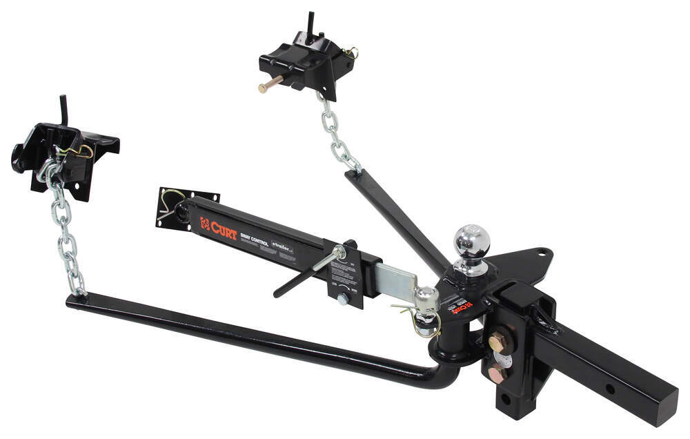 Curt Weight Distribution Hitch - C17063