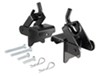 Replacement Hook Up Brackets for Curt Weight Distribution Systems Frame Bracket C17208